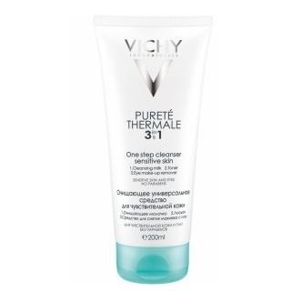 Средство для снятия макияжа 3 в 1 Vichy