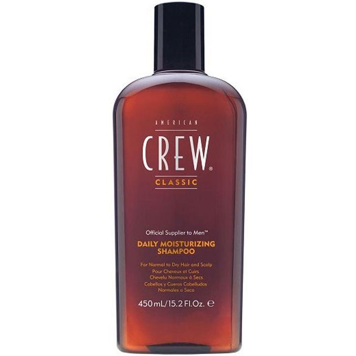 Шампунь для ежедневного ухода за нормальными и сухими волосами Daily Moisturizing Shampoo American Crew