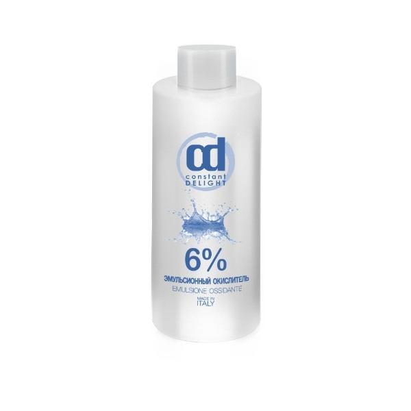 Купить Эмульсионный окислитель 6% Oxigent (CDOXI20/100, 100 мл, 100 мл), Constant Delight (Италия)