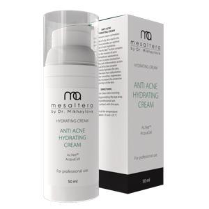 Купить Увлажняющий крем Anti Acne Hydrating cream (341910, 50 мл, 50 мл), Mesaltera By Dr. Mikhaylova (Россия)