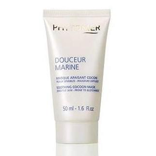 Купить Успокаивающая маска для чувствительной кожи Douceur Marine Soothing Mask (SVV133, 50 мл), Phytomer (Франция)