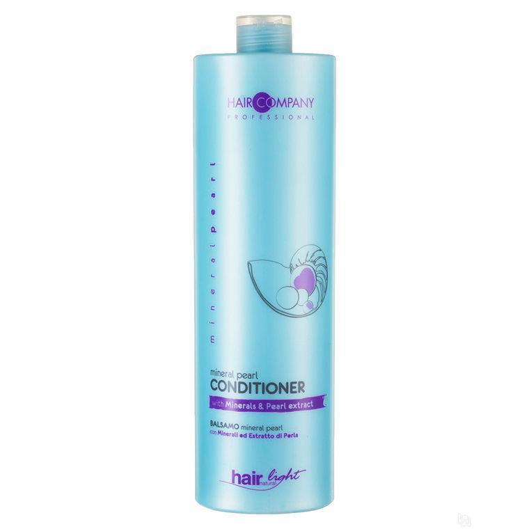 Купить Бальзам с минералами и экстрактом жемчуга Hair Light Mineral Pearl Conditioner (255893/LBT14052, 250 мл), Hair Company Professional (Италия)