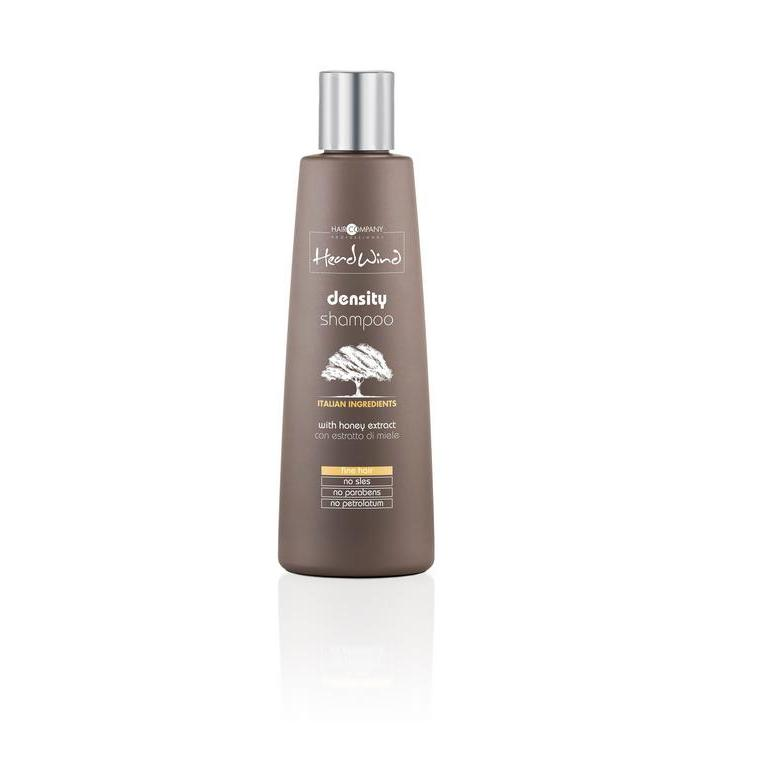 Купить Шампунь для придания объёма Head Wind Densuty Shampoo (256166/LB12519RUS, 1000 мл), Hair Company Professional (Италия)