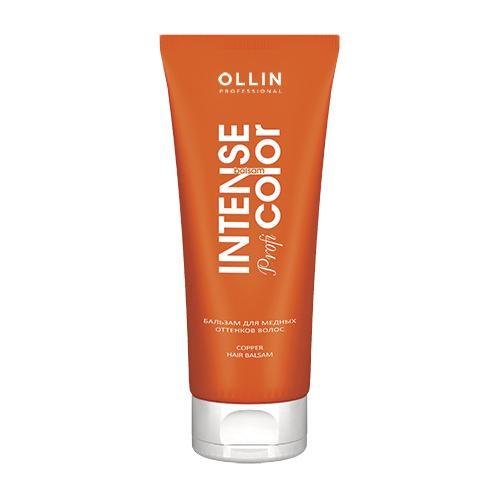 Бальзам для медных оттенков волос Copper hair balsam Ollin Intense Profi Color Ollin Professional