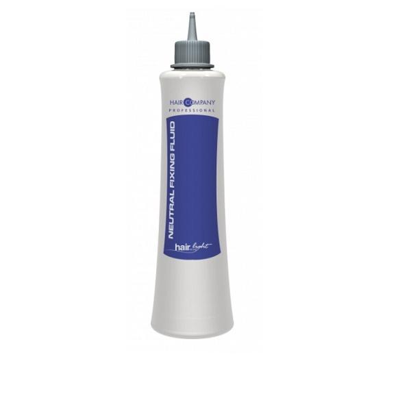 Купить Фиксатор-нейтрализатор-жидкость для химической завивки волос Hair Light Neutral Fixing Fluid, Hair Company Professional (Италия)