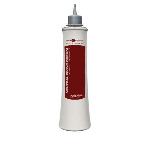 Купить Фиксатор-нейтрализатор-крем для химического выпрямления волос Hair Light Neutral Fixing Cream, Hair Company Professional (Италия)
