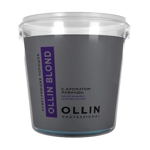 Купить Осветляющий порошок с ароматом лаванды саше Blond Powder Aroma Lavande Ollin Blond (728981, 500 г), Ollin Professional (Россия)