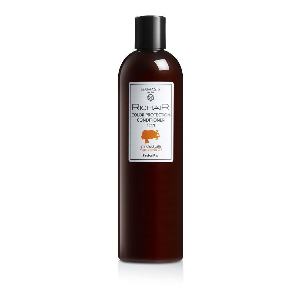 Купить Кондиционер с маслом макадами Защита цвета Richair, Egomania (Израиль)