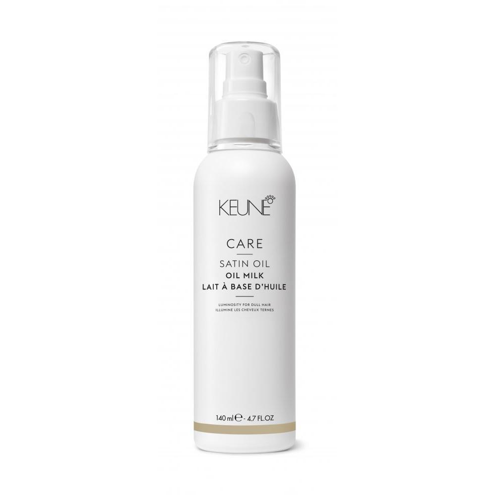 Масло-молочко для волос Шелковый уход Care Satin Oil Oil Milk