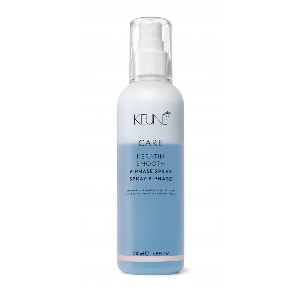 Двухфазный Кондиционер-спрей Кератиновый комплекс Care Keratin Smooth 2 Phase Spray фото