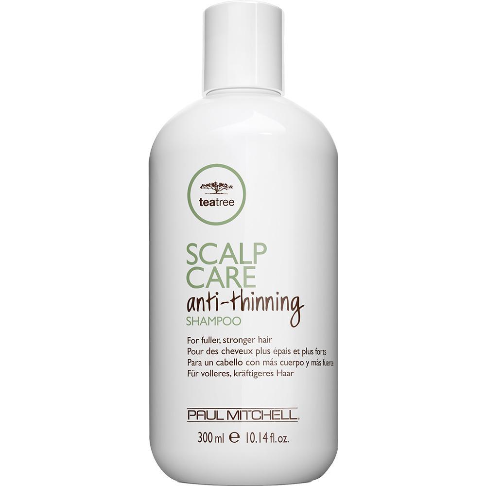 Шампунь против истончения волос Anti-thinning shampoo (201142, 300 мл) фото