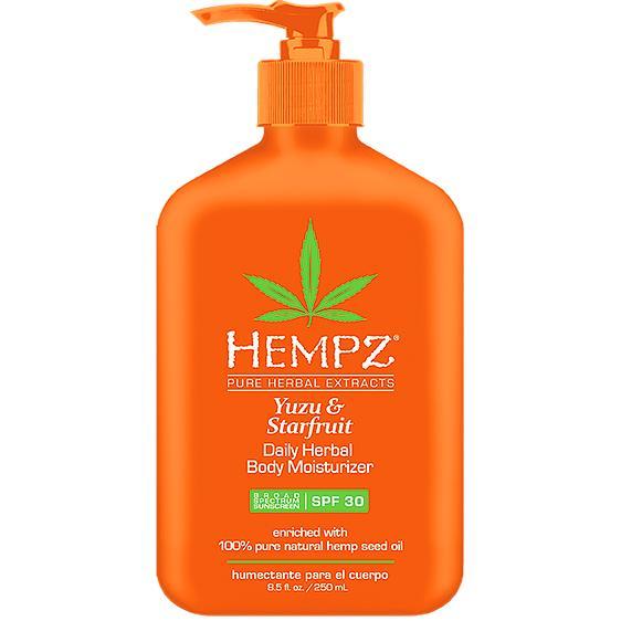 Купить Солнцезащитное увлажняющее молочко для тела SPF 30 Hempz, Hempz (США)