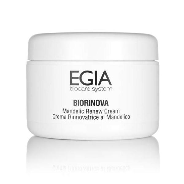 Купить Обновляющий миндальный крем Mandelic Renew Cream (FPS-32, 250 мл), Egia (Италия)