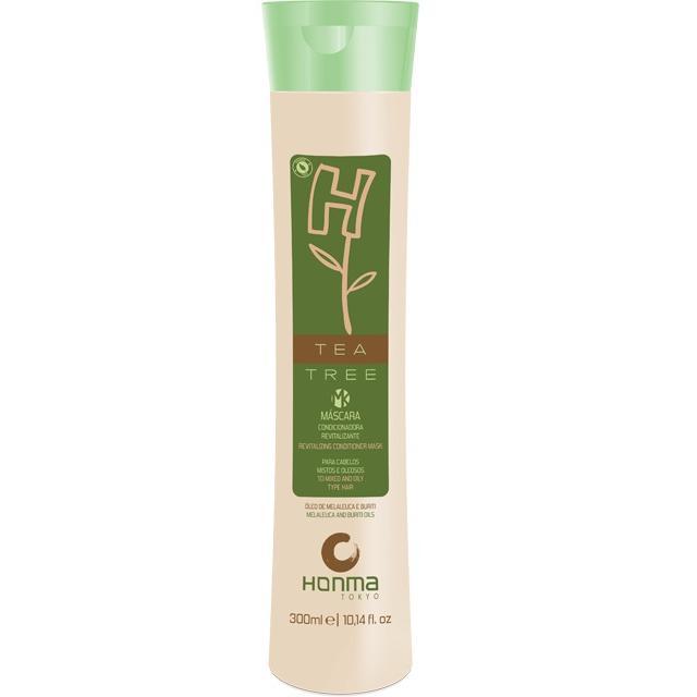 Купить Увлажняющая маска для жирных волос H-Tea Tree (HT_51, 300 мл), Honma Tokyo (Япония/Бразилия)