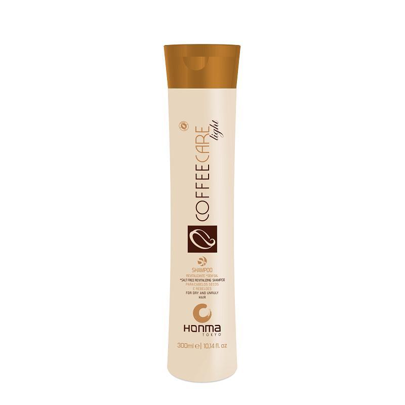 Купить Бессолевой шампунь для сухих волос Coffee Care Light (HT_41, 300 мл), Honma Tokyo (Япония/Бразилия)