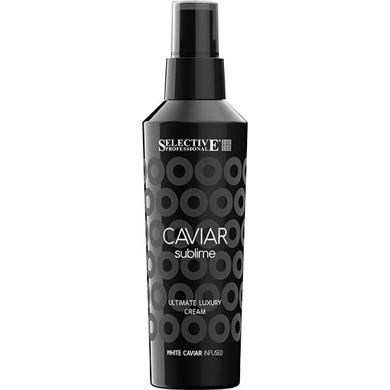 Флюид несмываемый восстанавливающий для всех типов волос Ultimate luxury Cream