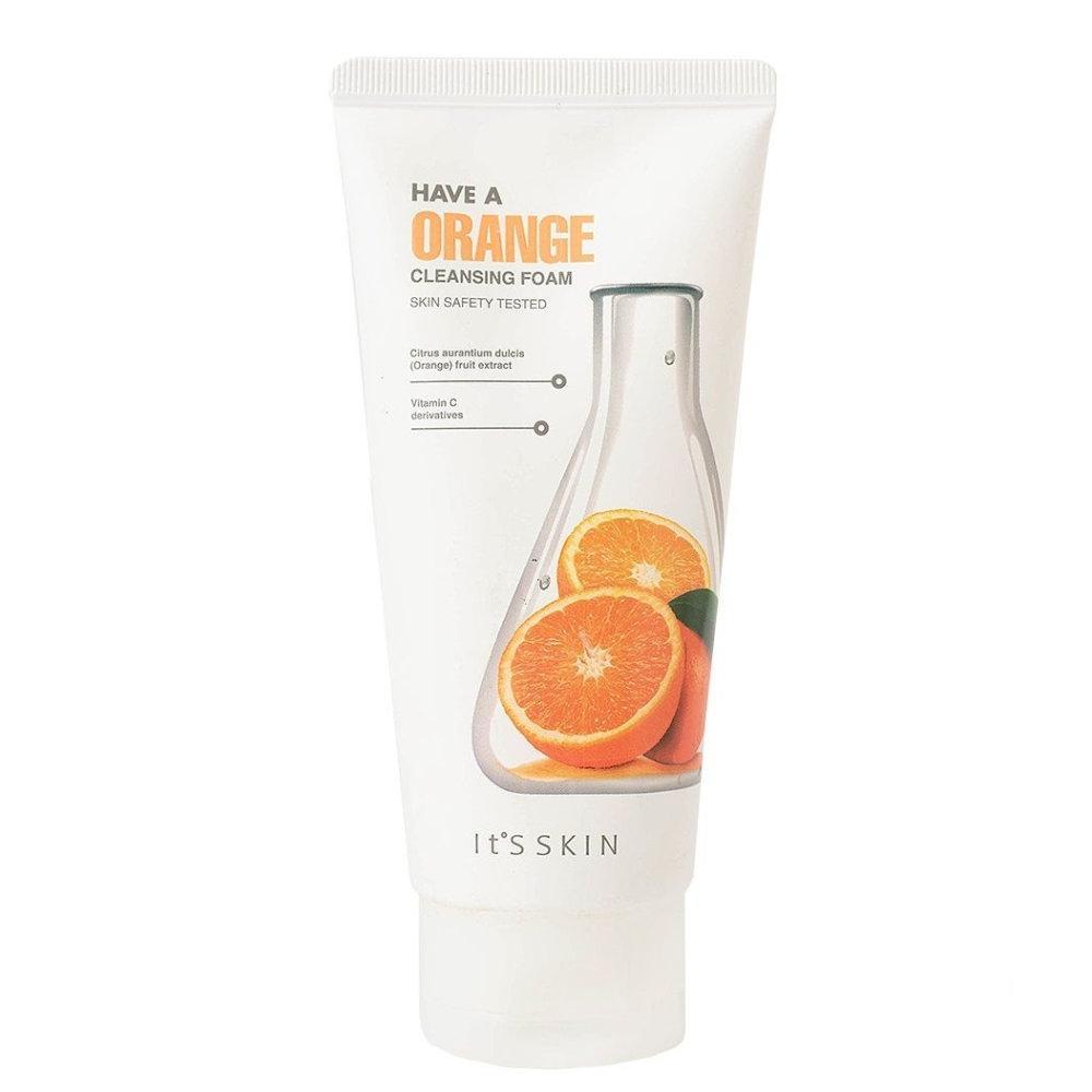 Купить Смягчающая пенка It's Skin Have a Orange Cleansing Foam, It's Skin (Корея)