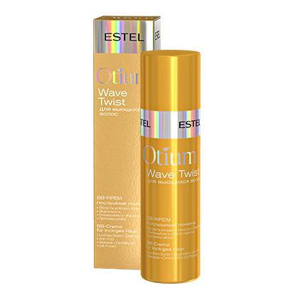 Купить BB-крем для волос Послушные локоны Otium Wave Twist, Estel (Россия)