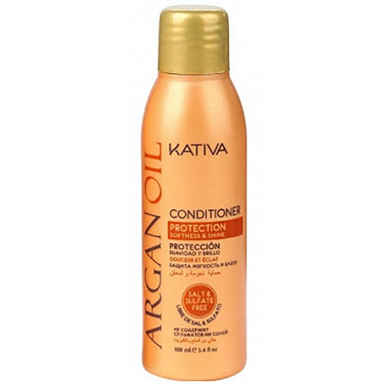Купить Увлажняющий кондиционер для волос с маслом Арганы Kativa Argana, Kativa (Перу)