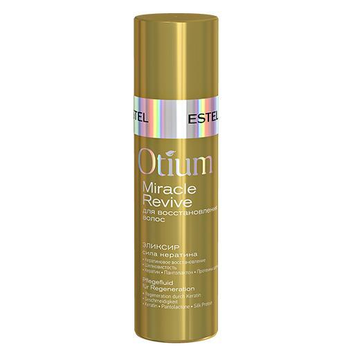 Купить Эликсир для волос Сила кератина Otium Miracle Revive, Estel (Россия)