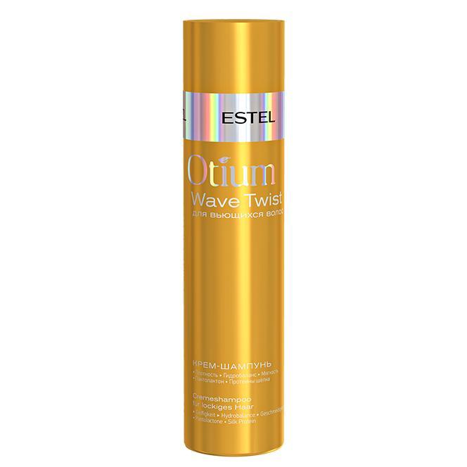 Шампунь-крем для вьющихся волос Otium Wave Twist