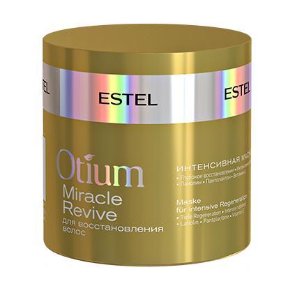 Купить Интенсивная маска для восстановления волос Otium Miracle Revive, Estel (Россия)