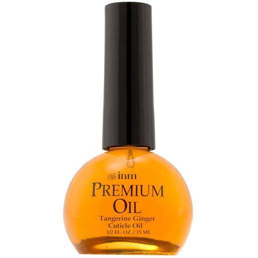 Купить Масло для кутикулы с ароматом мандарина и имбиря Premium Tangerine-Ginger Cuticle Oil, Inm (США)