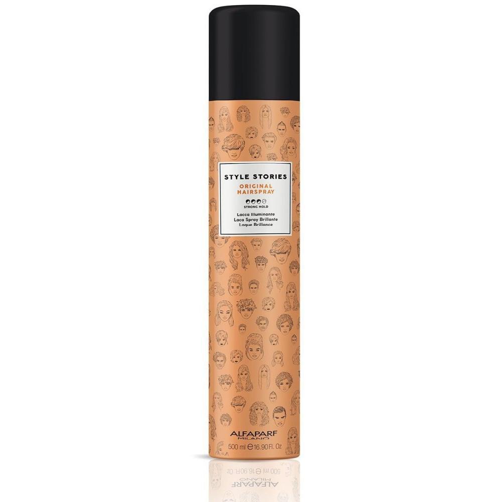 Купить Лак для волос сильной фиксации SDL Styling Strong Spray Original (17573, 500 мл), Alfaparf Milano (Италия)