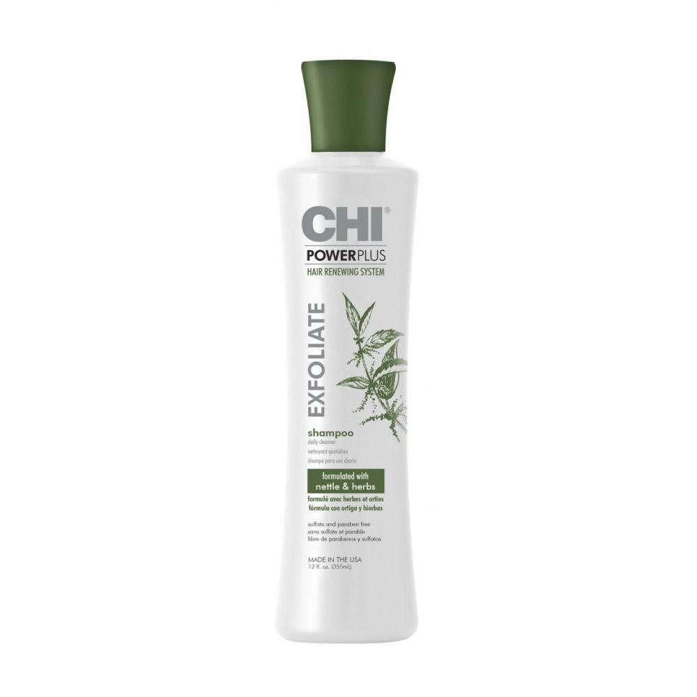 Купить Шампунь Отшелушивающий Chi Power Plus (CHIPPS32, 946 мл), Chi (США)