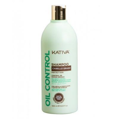 Шампунь Контроль для жирных волос Oil Control фото