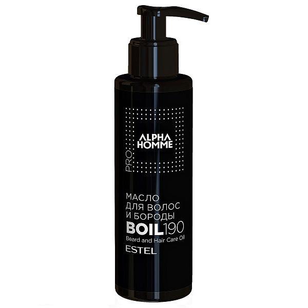 Купить Масло для волос и бороды Estel Alpha Homme Pro, Estel (Россия)