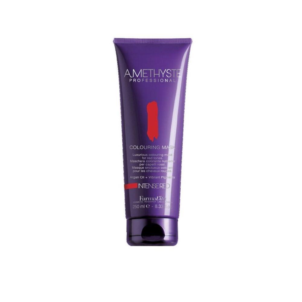 Купить Оттеночная маска для волос Amethyste Colouring Mask-Red (57003, 57003, красный, 250 мл), FarmaVita (Италия)