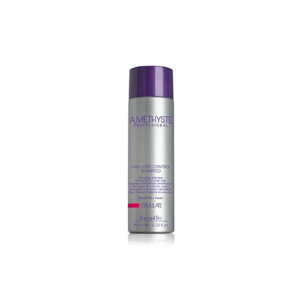 Шампунь против выпадения волос Amethyste Stimulate Hair Loss Control Shampoo (54011, 1000 мл) фото