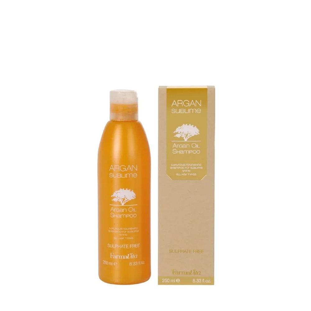 Шампунь с аргановым маслом Argan Sublime Shampoo (10011, 100 мл) фото
