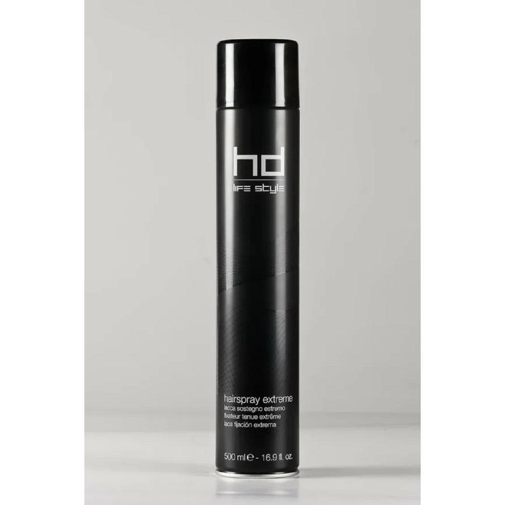 Лак для волос сверхсильной фиксации Hd Hair Spray Exstreme фото
