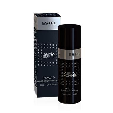 Купить Масло для волос и бороды Estel Alpha Homme, Estel (Россия)