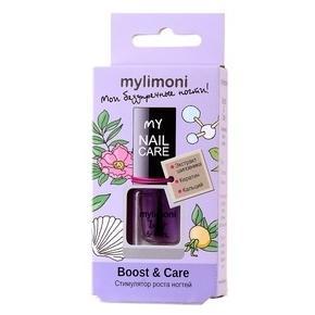 Купить Стимулятор роста ногтей Boost & Care Mylimoni, Limoni (Италия/Корея)