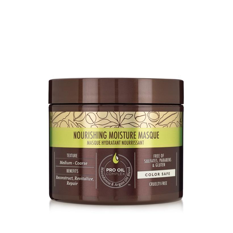 Маска питательная для всех типов волос Nourishing Moisture Masque