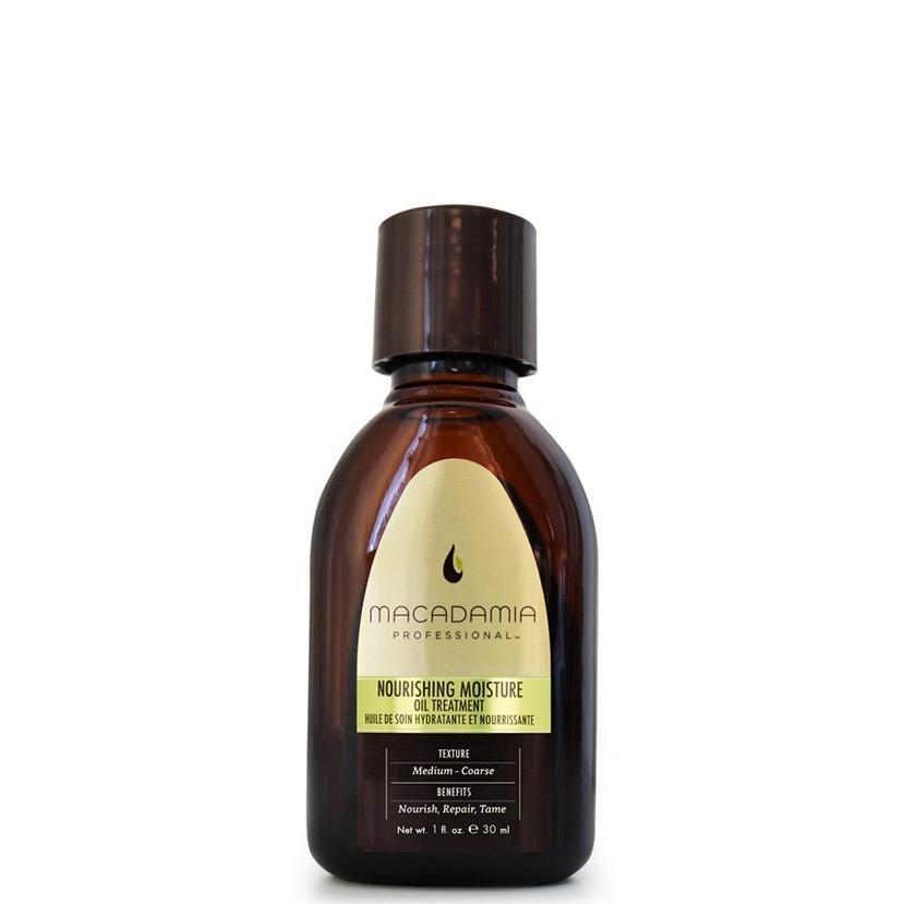 Купить Уход масло увлажняющий Nourishing Moisture Oil, Macadamia (США)