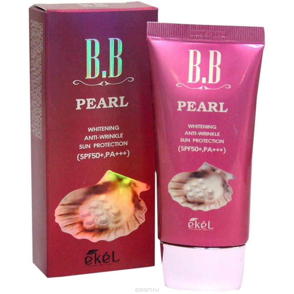 Купить BB крем с жемчугом Ekel, Ekel (Корея)