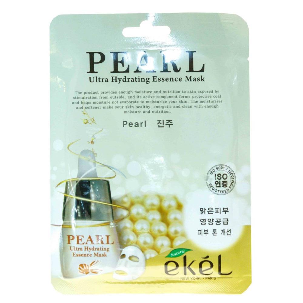 Купить Тканевая маска с жемчугом Ekel, Ekel (Корея)
