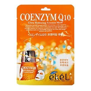 Купить Тканевая маска с коэнзимом Q10 Ekel, Ekel (Корея)