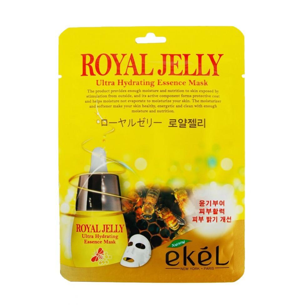Купить Тканевая маска с маточным молочком Ekel, Ekel (Корея)