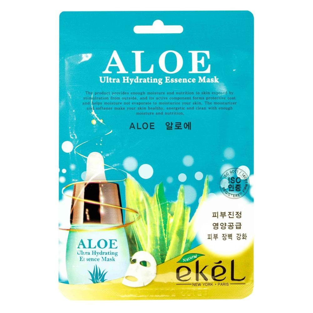 Купить Тканевая маска с экстрактом алое Ekel, Ekel (Корея)