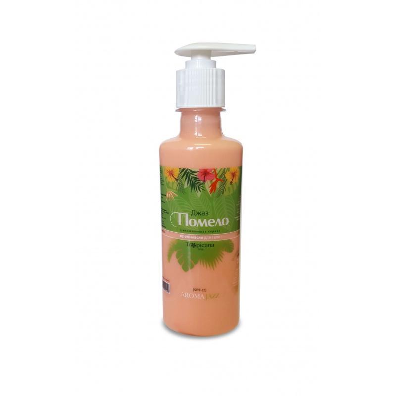 Крем-масло для тела Джаз Помело (9056, 350 мл)