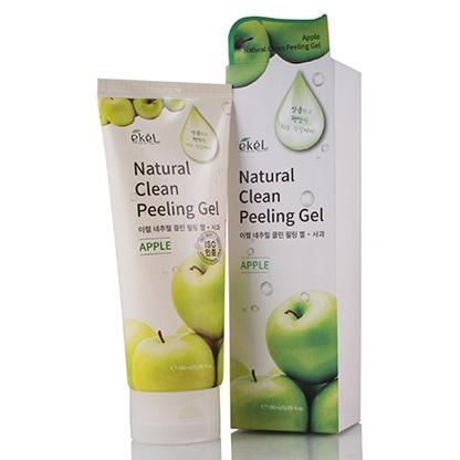 Купить Пилинг-скатка с экстрактом зеленого яблока Ekel Apple Natural Clean Peeling Gel, Ekel (Корея)