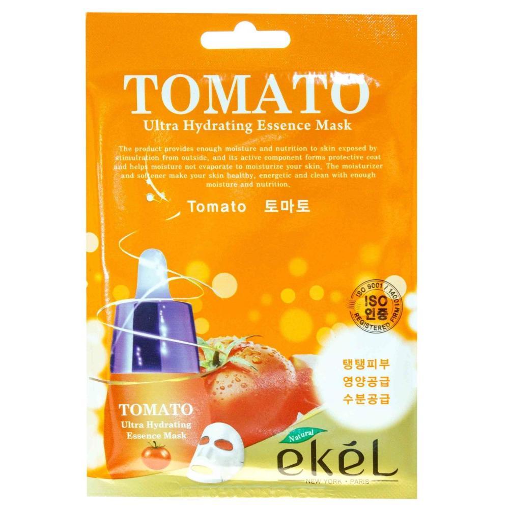 Тканевая маска с экстрактом томата Ekel, Ekel (Корея)  - Купить