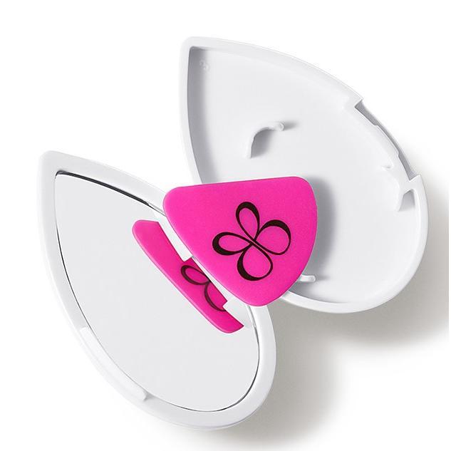 Аксессуар для прорисовки стрелок Beautyblender Liner designer (BeaBl_16, 16, Розовый, 1 шт) фото
