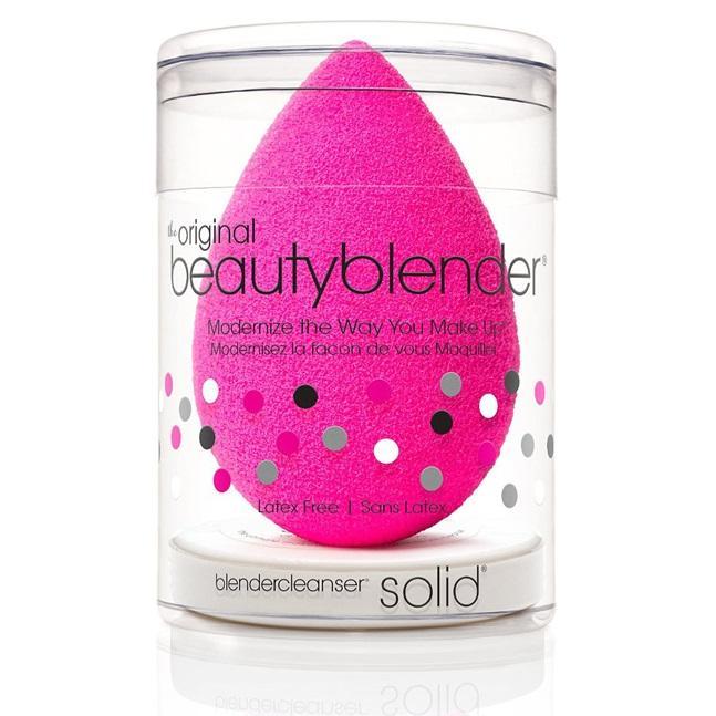 Купить Набор косметический Beautyblender and Blendercleanser Solid Mini (BeaBl_35, 35, черный, 1 шт), Beautyblender (США)