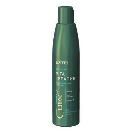 Купить со скидкой Крем-бальзам для сухих ослабленных и поврежденных волос Curex Therapy
